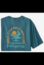Patagonia Patagonia M's Original Angler Organic T-Shirt