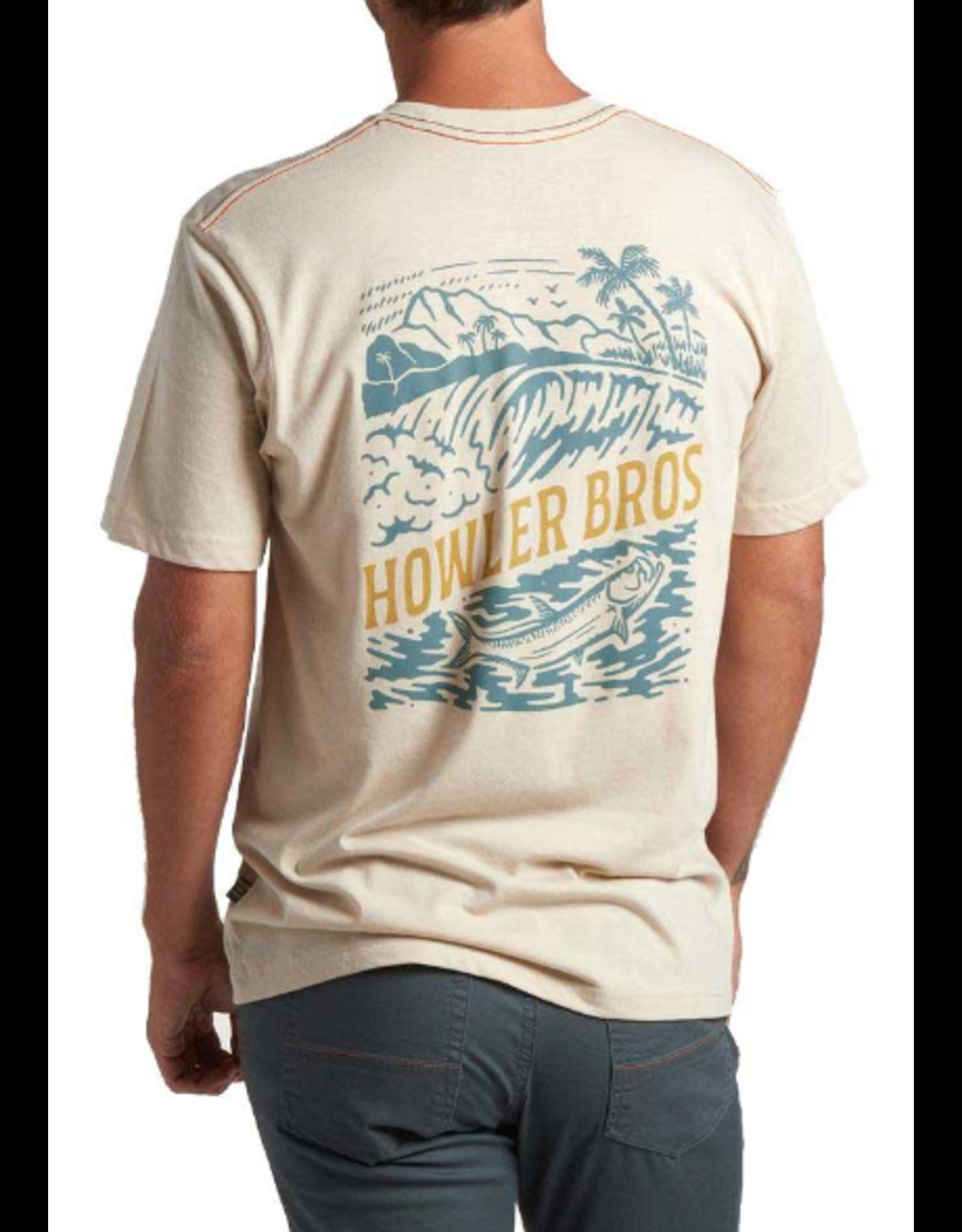 Howler HOWLER Tarpon and Tube T-Shirt