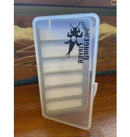RGA Ultra Slim Magnetic Fly Box (6 Comp)