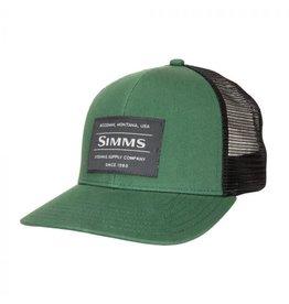 Simms SIMMS Original Patch Trucker (Moss)