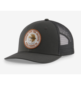 Patagonia Patagonia Take A Stand Trucker Hat (Forge Grey)