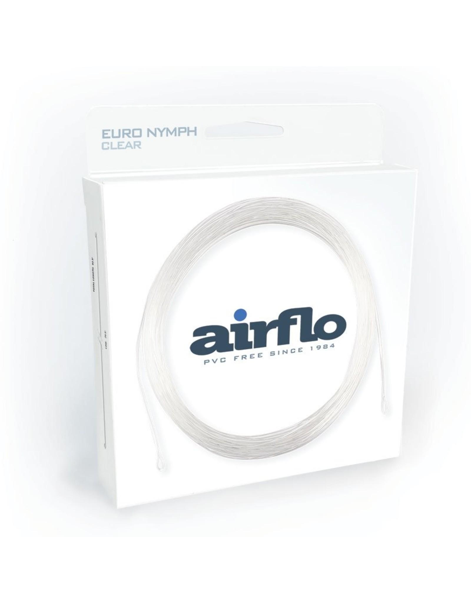 Airflo Airflo SuperDri Euro Nymph Line (Clear)