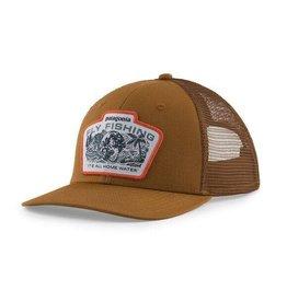 Patagonia Patagonia Take A Stand Trucker Hat (Bear Brown)