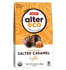 Alter Eco Alter Eco - Truffes, Bio Noir Caramel Salé (Boîte Pleine) (120g)
