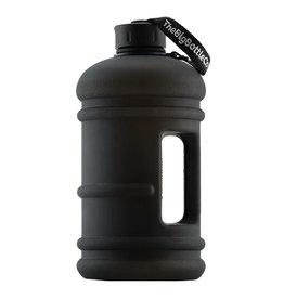Big Bottle Co. Big Bottle Co. - Bouteille de Plastique - Collection Elite, Noir Jet (2.2L)