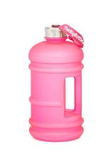 Big Bottle Co. Big Bottle Co. - Bouteille de Plastique - Collection Givrée, Rose Givré (2.2L)