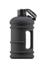 Big Bottle Co. Big Bottle Co. - Bouteille de Plastique - Série Traveler, Noir Jet (1.5L)