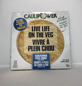 Caulipower Caulipower - Croûte de Pizza de Chou-Fleur, Nature (2x12oz)