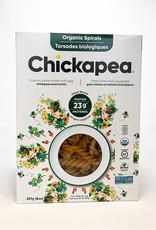 Chickapea Chickapea - Pâtes aux Pois Chiches & aux Lentilles, Spirales (227g)
