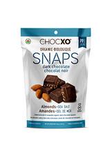 ChocXO ChocXO - Chocolat En Carré, Amande & Sel de Mer 70% (112g)