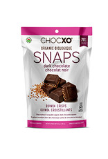 ChocXO ChocXO - Chocolat En Carré, Noir Quinoas 70% (112g)