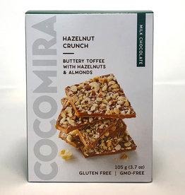 Cocomira Cocomira - Croquants, Noisette (105g)