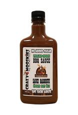 Crazy Mooskies Crazy Mooskies - Sauce BBQ Sans Sucre Ajouté, Épice Des Îles (375ml)