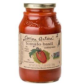 Cucina Antica Cucina Antica - Sauce Pour Pâtes, Tomate & Basillic (670ml)