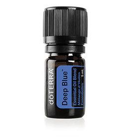 doTERRA doTERRA - Huiles Essentielles, Deep Blue (5ml)