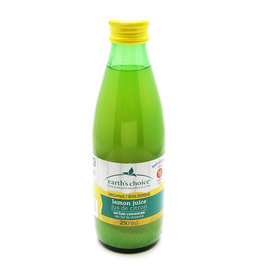 Earth's Choice Earth's Choice - Jus de Citron Bio (250ml)