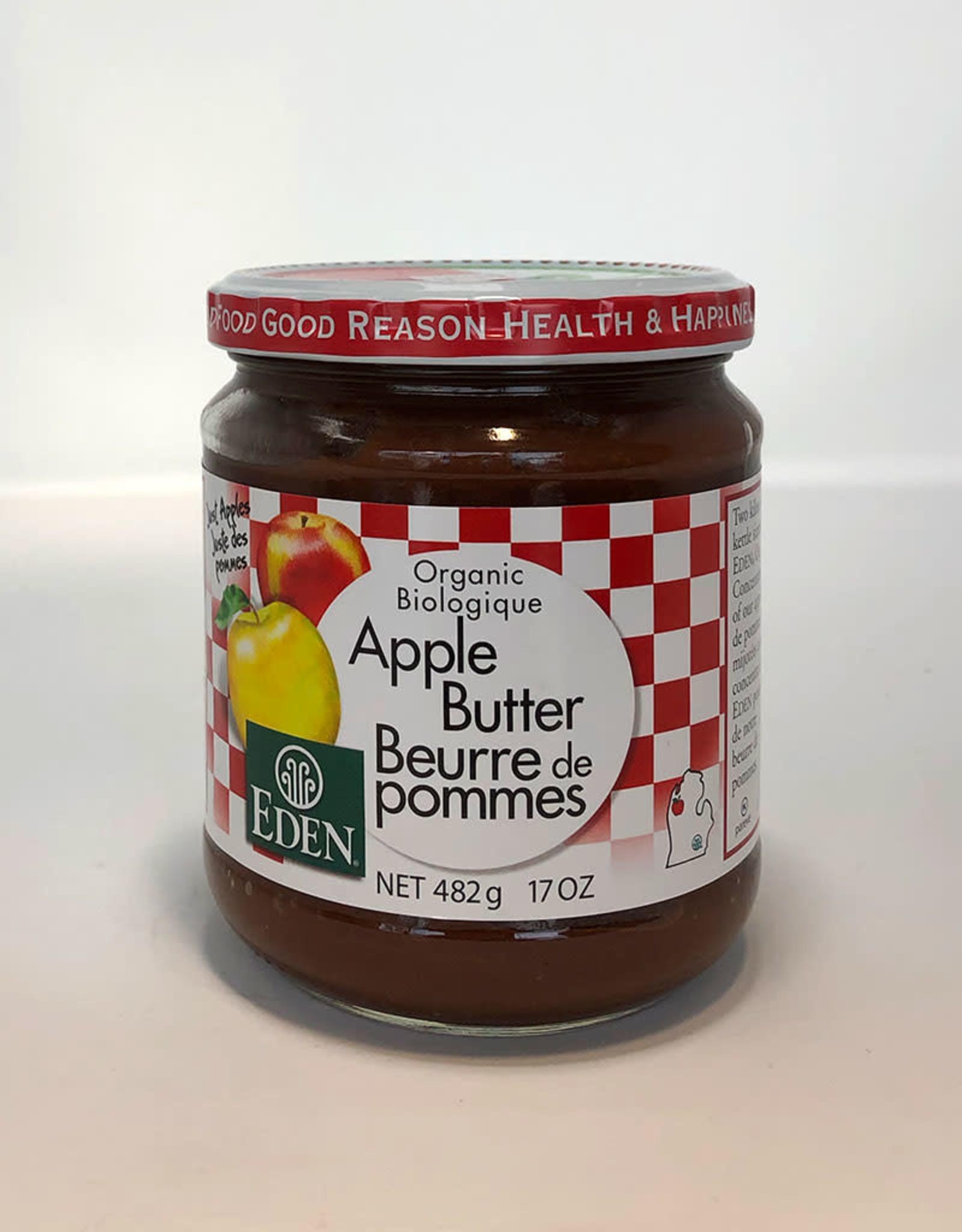Eden Foods Eden Foods - Beurre de Pomme Bio (482ml)