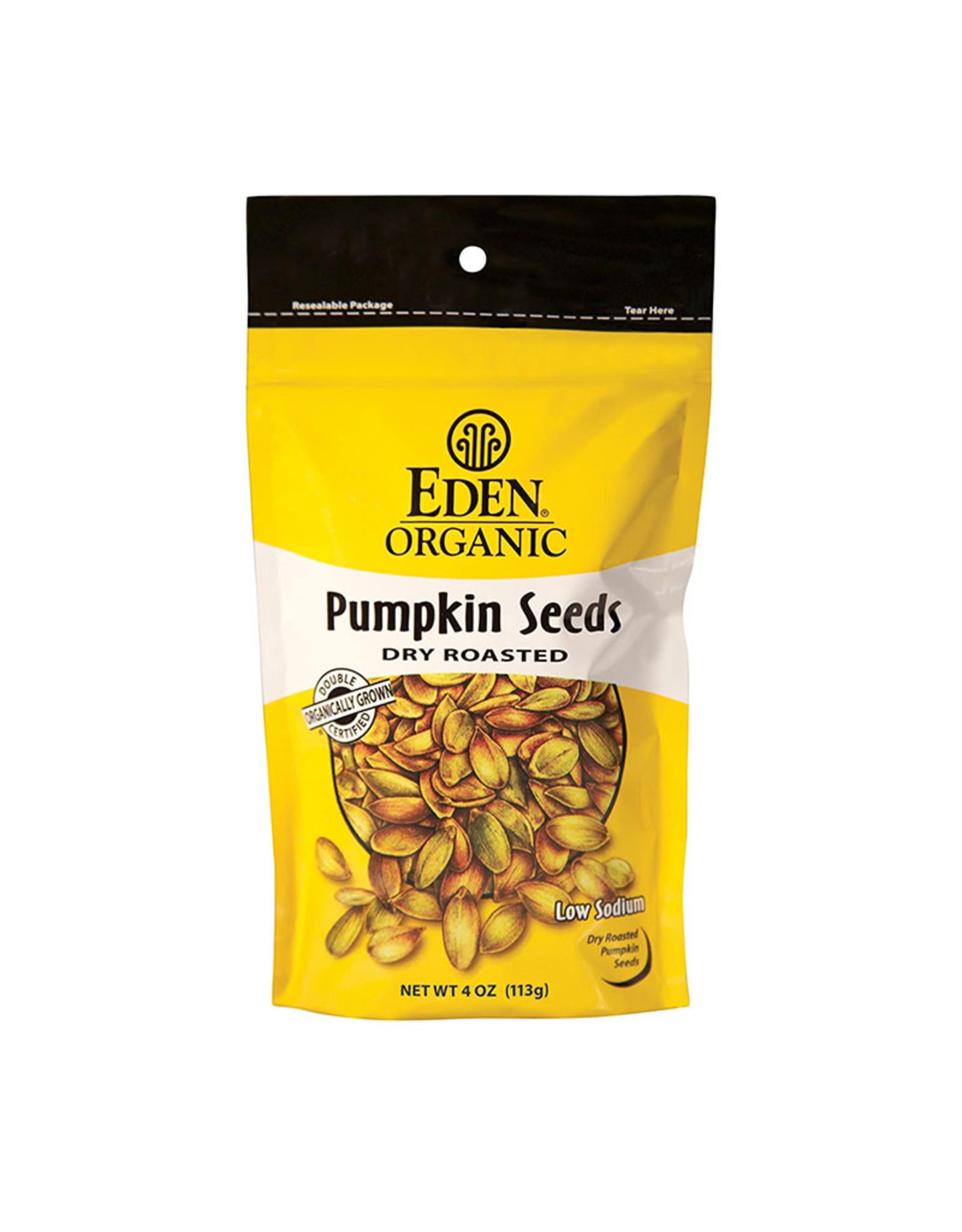 Eden Foods Eden Foods - Graines de Citrouille, Grillées Salées Bio (113g)