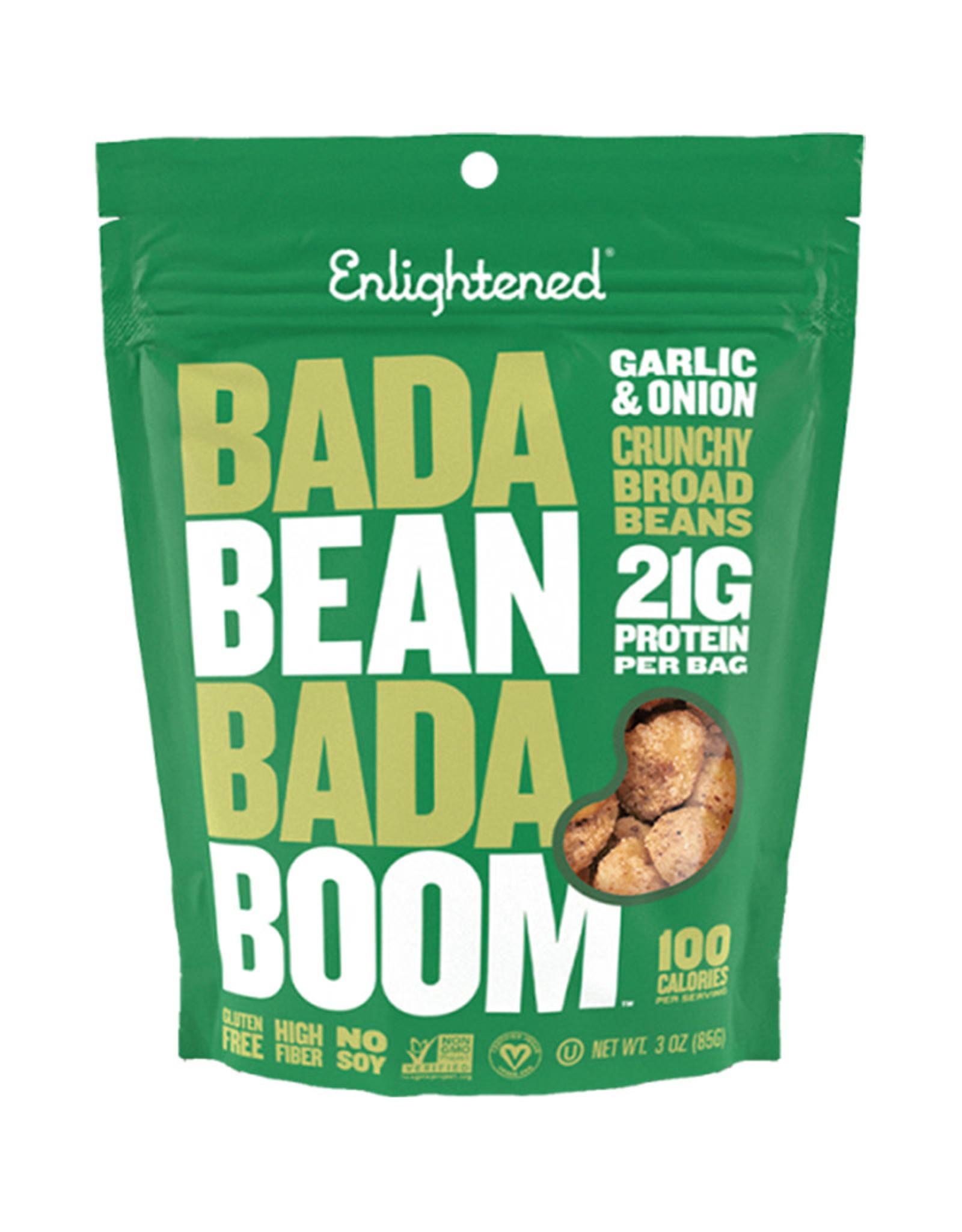 Enlightened Enlightened - Gourganes Bada Bean, Ail & Oignon (85g)