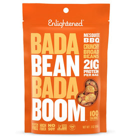 Enlightened Enlightened - Gourganes Bada Bean, BBQ Mesquite (85g)