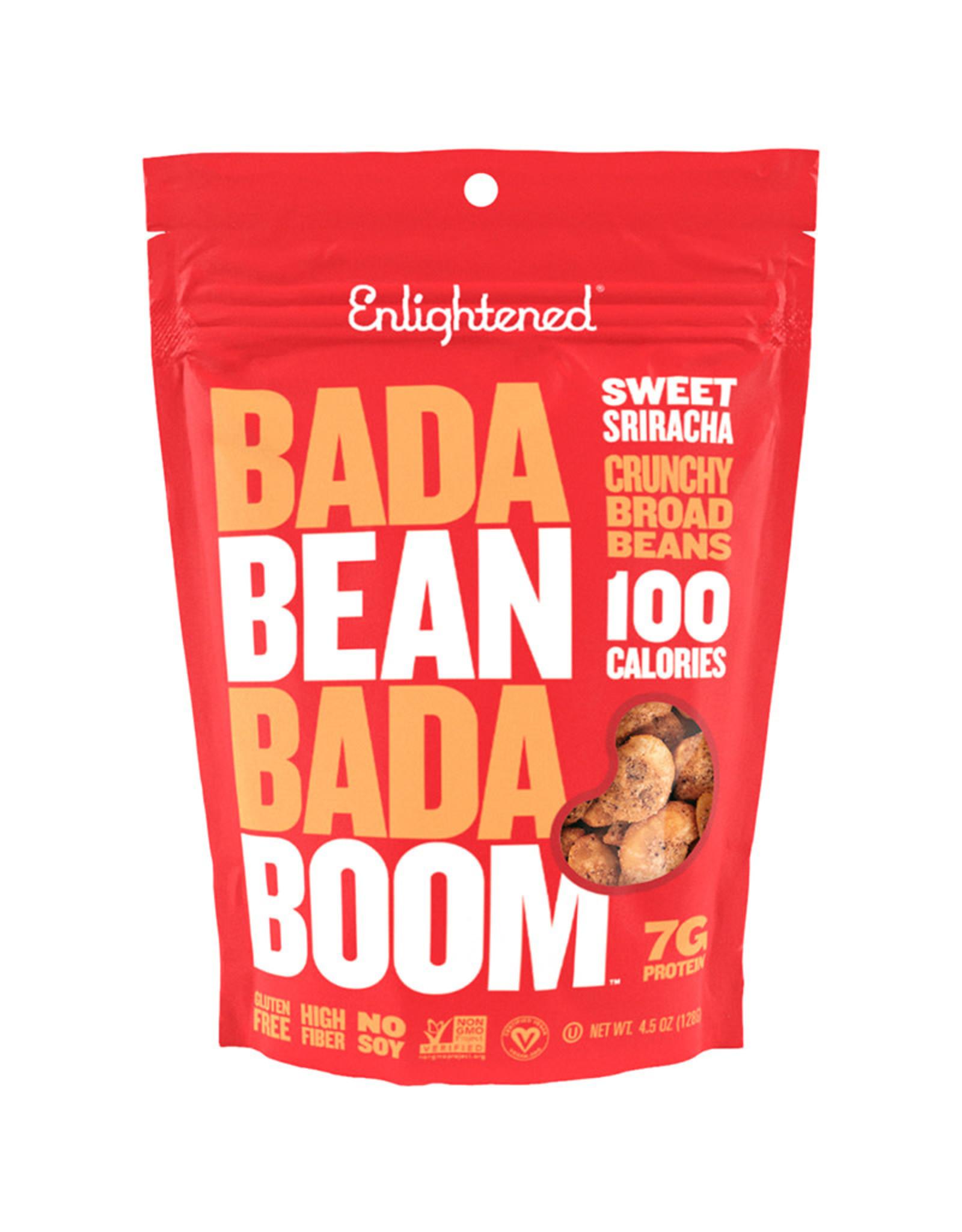 Enlightened Enlightened - Gourganes Bada Bean, Sriracha (85g)