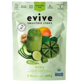 Evive Evive - Smoothie En Cube, Pure (Vert) (405g)