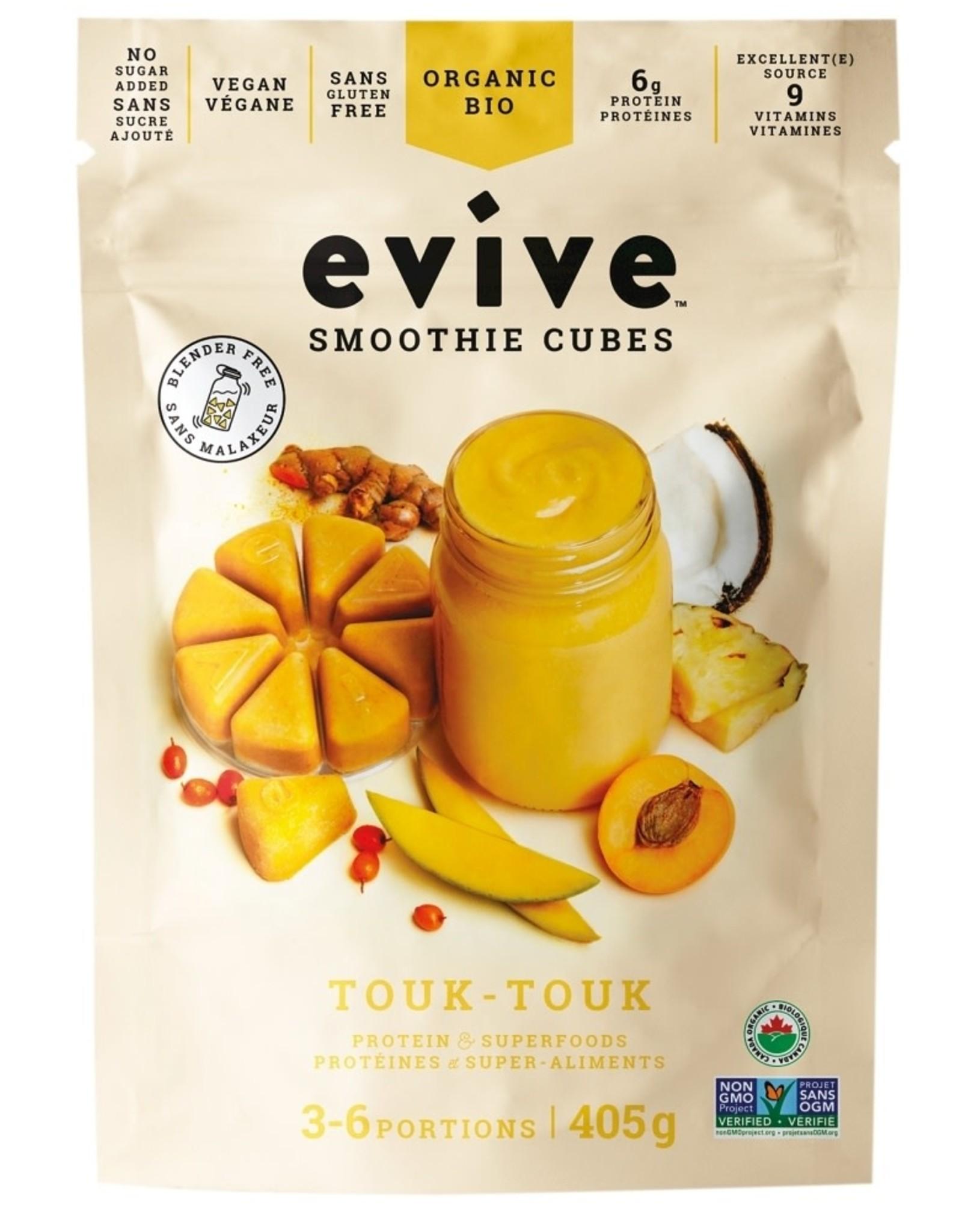 Evive Evive - Smoothie En Cube, Touk Touk (405g)