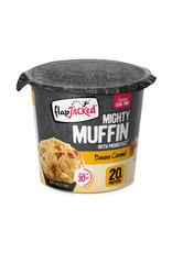 Flapjacked Flapjacked - Mighty Muffins, Caramel à la Banane (1.94oz)