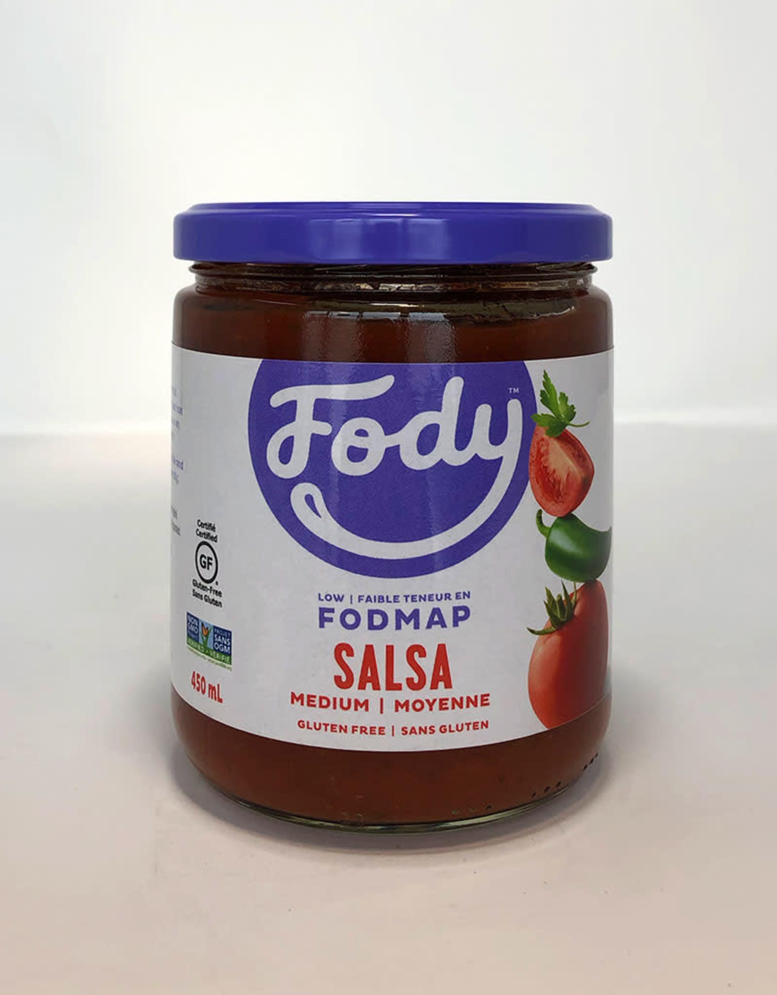 Fody Food Fody Food - Salsa, Moyenne (454g)