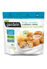 Gardein Gardein - Produit Végétalien, Beignets de Végé-Crabe Sans Poisson (205g)