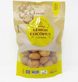 Glutenull Bakery Glutenull Bakery - Biscuits Keto, Noix de Coco au Citron (220g)