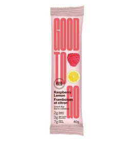 Good To Go Good To Go - Barre Collation Keto, Citron Framboise (40g)