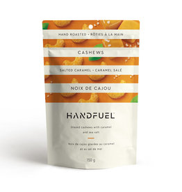 Handfuel Handfuel - Noix de Cajou, Caramel Salé (150g)