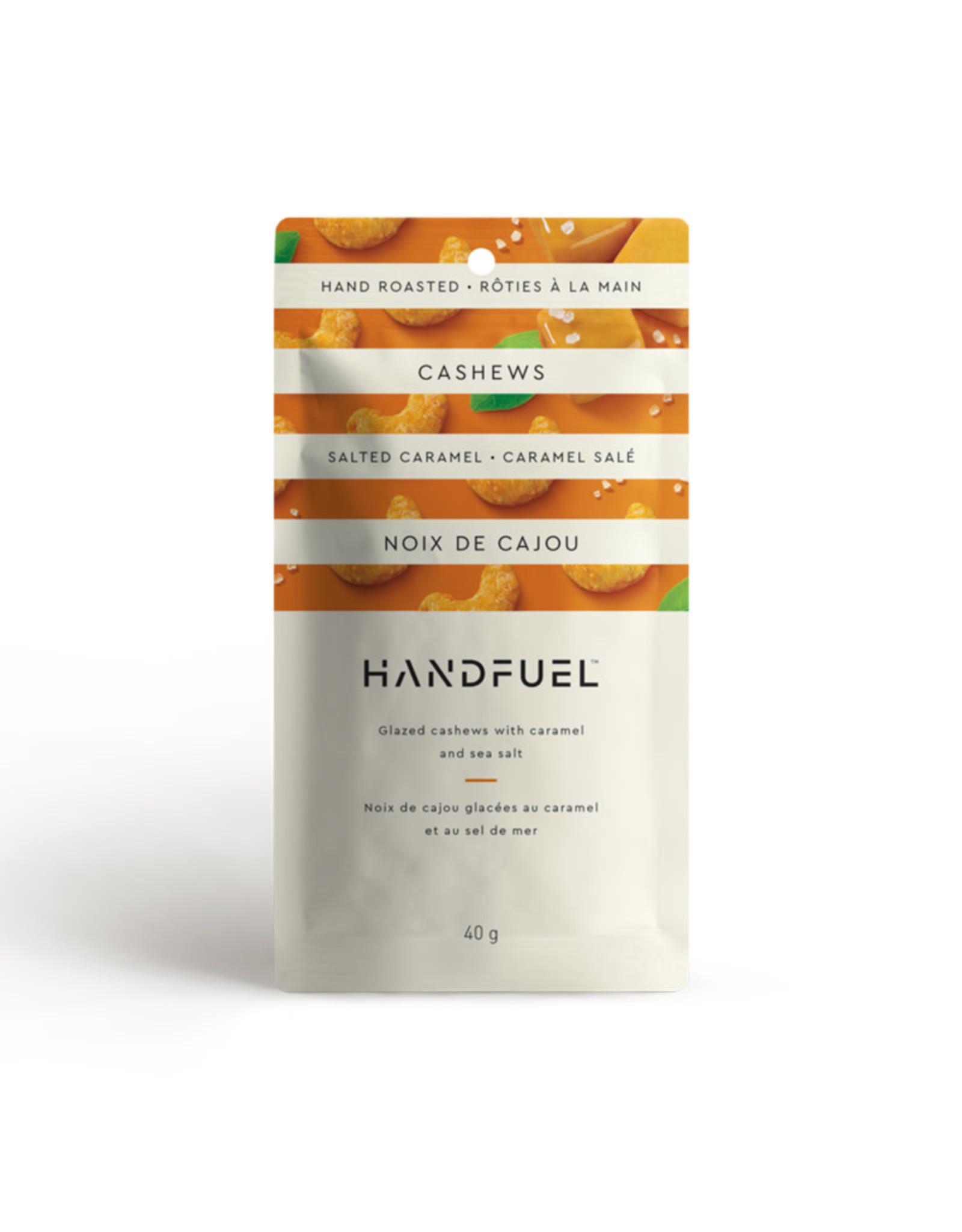 Handfuel Handfuel - Noix de Cajou, Caramel Salé (40g)