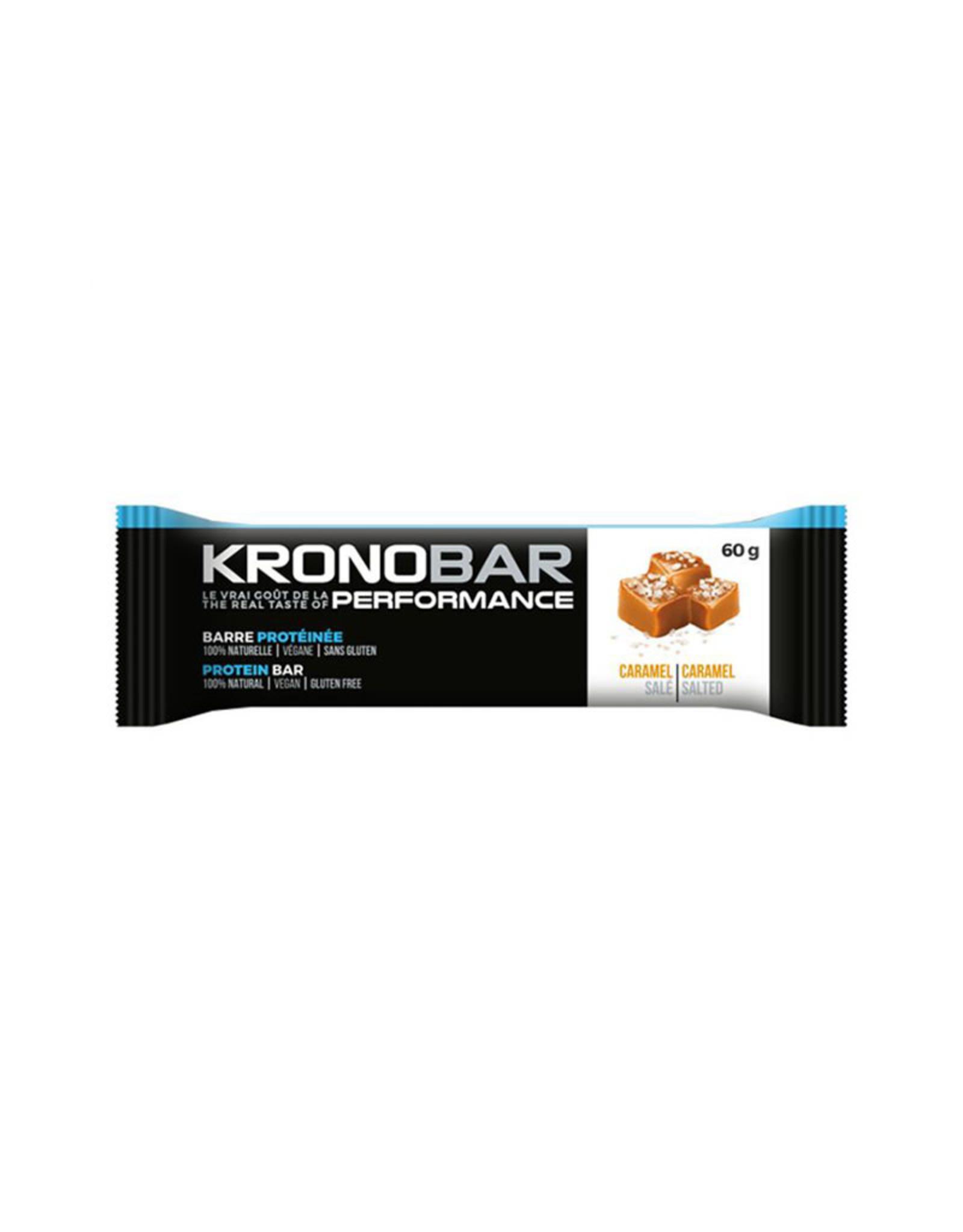 Kronobar Kronobar - Barre Énergétique, Caramel Salé (60g)