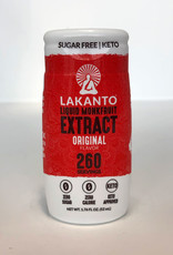 Lakanto Lakanto - Édulcorant Avec Fruits Du Moine, Original Liquide (52ml)