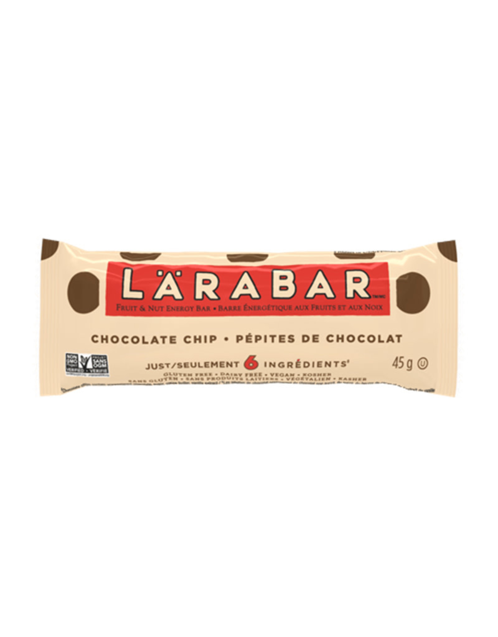 Larabar Larabar - Barre Énergétique, Pépite de Chocolat (45g)