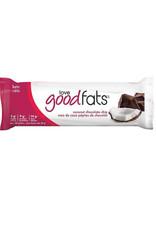 Love Good Fats Love Good Fats - Barre Collation, Pépite de Chocolat à la Noix de Coco (39g)