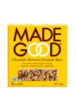 Made Good Made Good - Barre Granola, Banane au Chocolat (5x24g)
