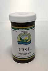 Nature's Sunshine Nature's Sunshine - Suppléments, Lbs Ii (100cap)