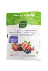 Nature's Touch Organic Nature's Touch Organic - Fruits Surgelés Bio, Explosion de Petits Fruits (300g)