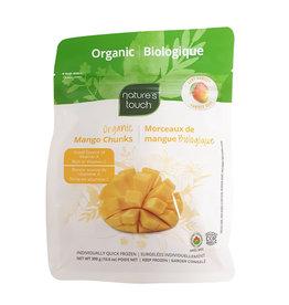 Nature's Touch Organic Nature's Touch Organic - Fruits Surgelés Bio, Mangues en Morceaux (300g)