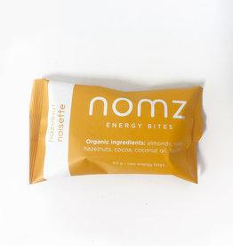 Nomz Nomz - Bouchées d'Énergie, Noisette (36g)