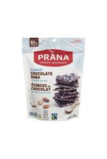 Prana Prana - Écorces de Chocolat Noir, Algarve - Amandes & Sel de Mer 62% (100g)