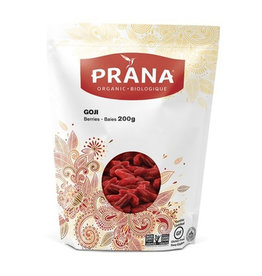 Prana Prana - Fruits Sec, Baies de Goji Bio (200g)