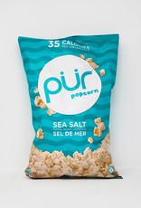 PUR PUR - Popcorn, Sel de Mer (120g)