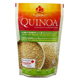 Quinta Quinoa Quinta Quinoa - Quinoa Canadien, Blanc (400g)