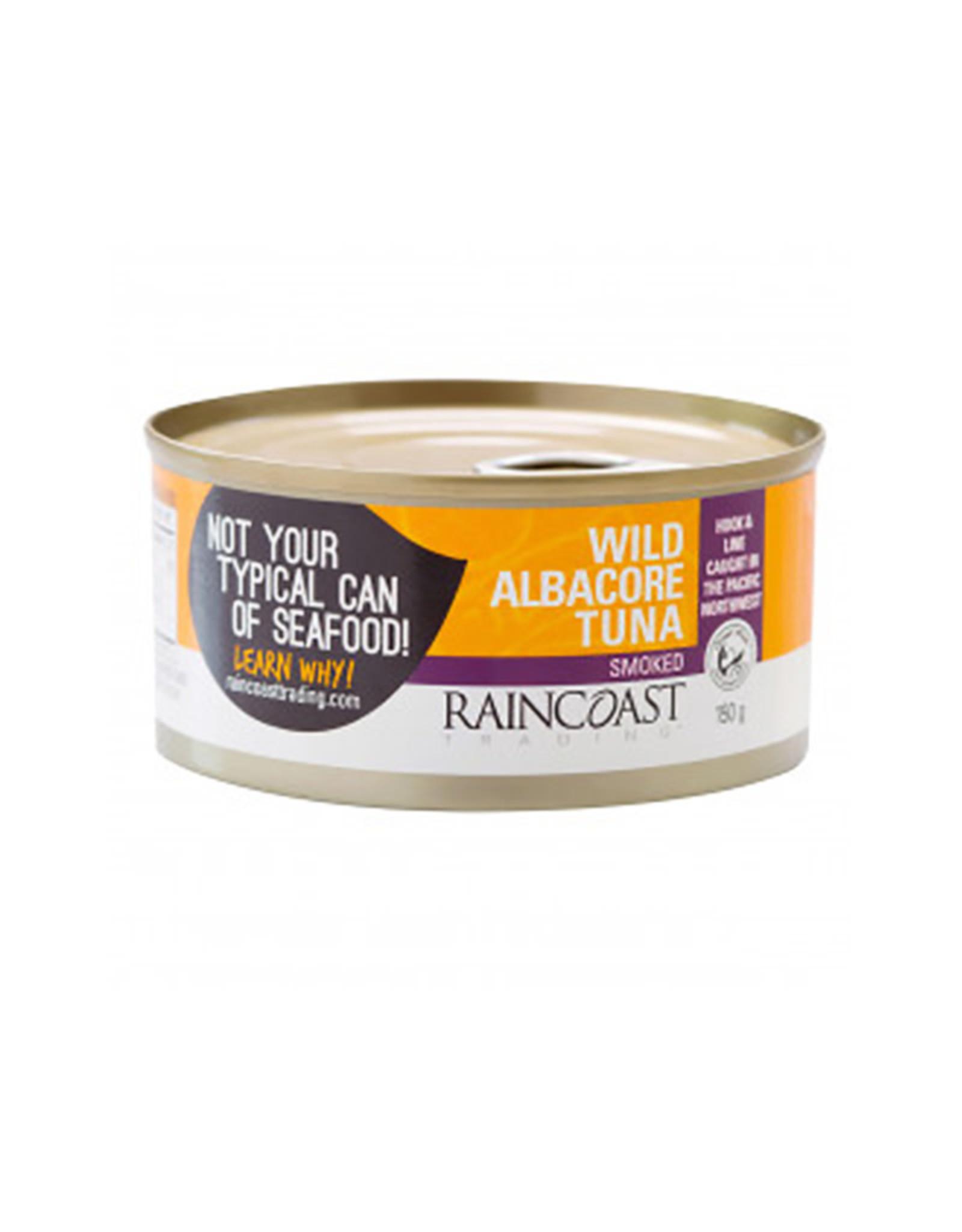 Raincoast Trading Raincoast Trading - Thon Blanc Entier, Fumé (150g)