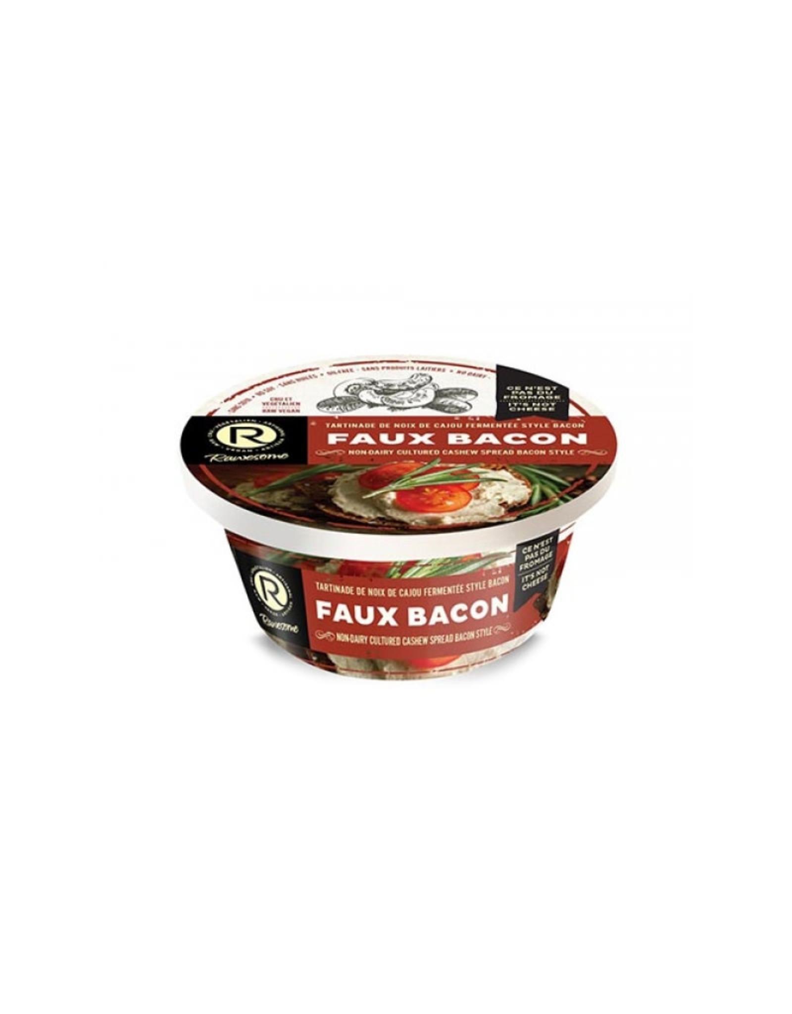 Rawesome Rawesome - Fromage à la Crème de Cajou, Fauxbacon (227g)