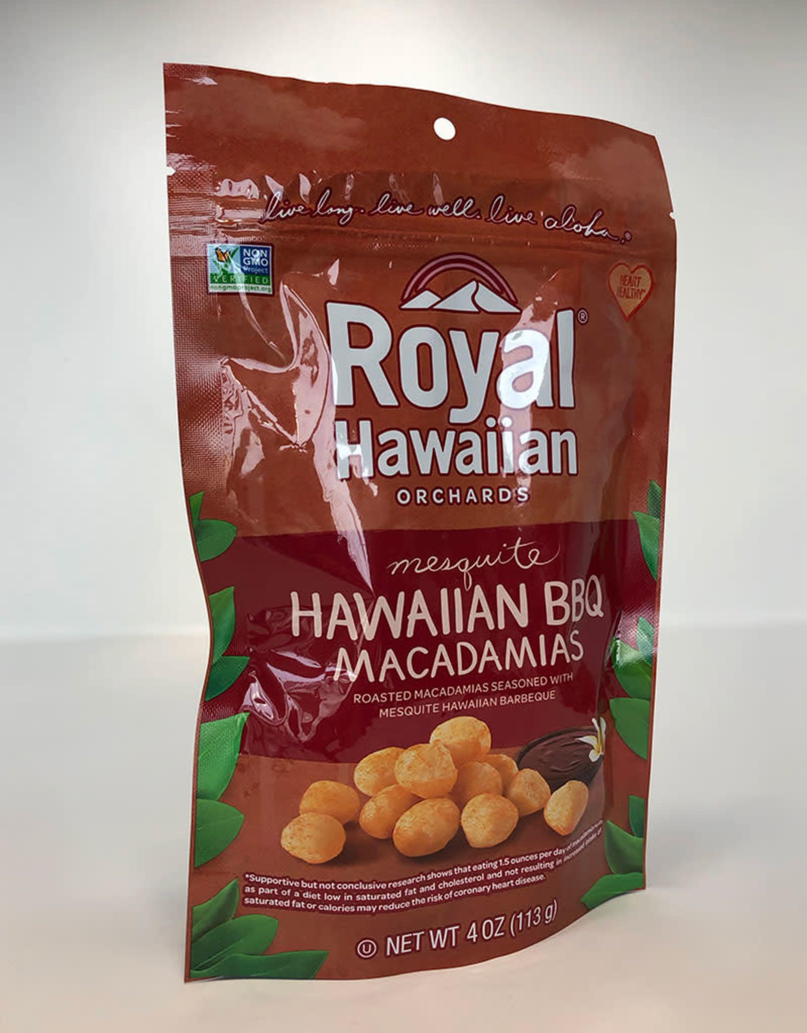 Royal Hawaiian Royal Hawaiian - Noix de Macadam, BBQ (113g)